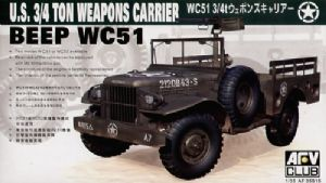 AF35S15 WC51 Weapons Carrier